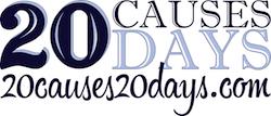 20 Causes 20 Days